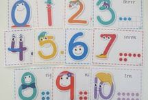 Preschool Math Activities / Find lots of preschool math activities like shapes, colors, numbers, and more!