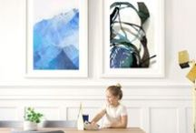 Minted Favorite Artwork Finds / Check out my special curated PInterest board created with all of my favorite artwork from Minted from kids, to family photo foiled art, and fine art for any room. / by Marker Girl | Karen Davis