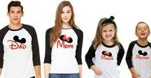 Disney Family Shirts / Looking for Disney Family Shirts?  We think these are some of the best!