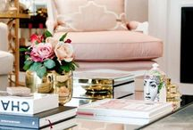 Living Spaces / Home decorating ideas.