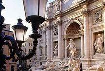 Itália / Pins sobre a Itália