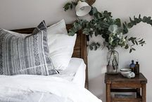 Home Style: Bedroom. / Inspiration for the bedroom and spare/guest room.