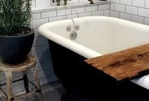 Home Style: Bathroom. / Inspiration for the bathroom.