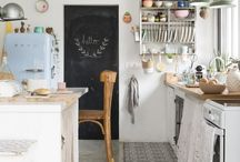Home Style: Kitchen. / Inspiration for the kitchen.