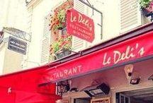 Viajar para comer / Dicas de restaurantes pelo mundo