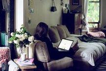 inside of homes / by Christi Pier