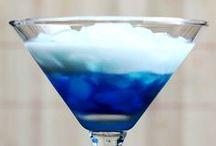unique drinks / by Jeanette Pennington