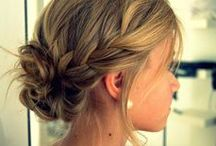 Hairstyle / by Maria GM