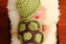 Crocheting Crafts / by Mary Anne Allen