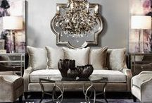 Home / There's no place like it! A collaboration of home decor and design that I love. / by Diana Barrows Woodard