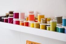 Studio / Collections, Arrangements, Organisation