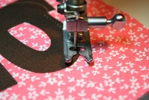 Sewing / by Jennifer Schmidt