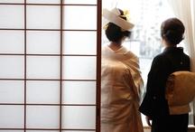Japanese Kimono Wedding