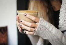 {coffee addict} / by Hannah || Cottonwood Road Photography