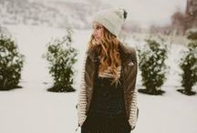 style {winter} / when the cold weather comes