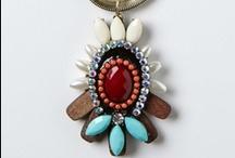 Styled - Treasure / My inner magpie. Jewellery box.