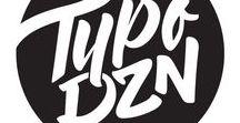 Typography / Artwork typography talent around the world