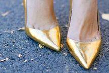 BOLD GOLD  / by lili claspe jewelry