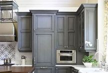 kitchen.&.dining / by Katie Comeaux