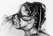 Beauty and The Braid  / by lili claspe jewelry