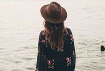 do you like my hat? / by Christi Pier