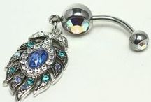 Belly Button Rings ♡♥ / by Devin Wachtman