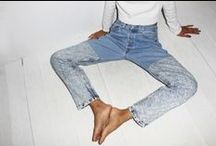 DENIM / An ode to the best fabric ever created.
