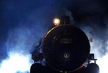 Stoom treinen / Reizen per trein