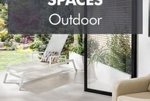 Outdoor / The current trend for bringing the outside in reflects our love of the great outdoors, but increasingly we are looking to use our gardens as multi-functional outdoor rooms; bringing the inside out and extending our living space into the garden.