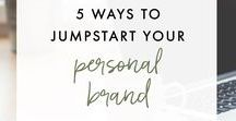 Branding Your Business and Blog / Your personal brand is your business identity and the way you connect with your audience. These pins will help you create your brand identity so it is true to you. For strategy sessions, go here: http://www.mayaelious.com/coaching/