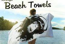 Towels - Bath and Beach