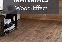 Wood-Effect / Highly desirable and sought after, wood-effect tiles are right on trend, capturing the beauty of natural timber and combining it with the durability and ease of maintenance associated with tiled walls and floors.