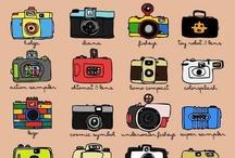 {Camera's} {Photo Tips} {Camera Gadgets} / by Sabra Farquharson