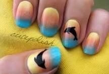 Nail Polish Ideas / by Eve Bent