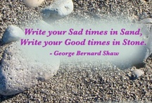 Favorite Quotes / by Deborah McCroskey