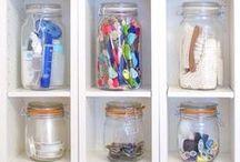 Organizing / by Tulsa Hosmer Schappell