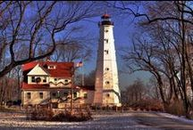 Lighthouses / by Deborah McCroskey