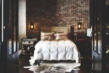 Bedrooms / Your very own humble abode. / by Ashlyn Huffman