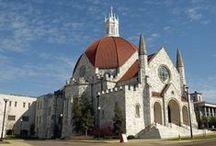Castles & Churches / by Deborah McCroskey