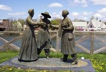 Statues, Monuments & Sculptures / by Deborah McCroskey