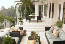 Outdoor Spaces / by Amisha Thakkar