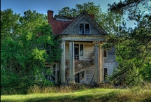 abandoned / by Deborah McCroskey