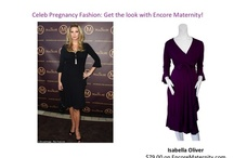 Celebrity Pregnancy Fashion / Celebrity pregnancy style inspires much of what we carefully choose for Encore Maternity's online store. / by Encore Maternity