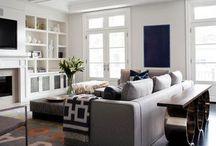 Interior Inspirations / by Susanne Permezel