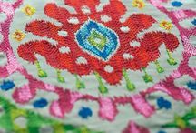Textiles/Soft Furnishings / by Susanne Permezel