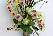 Floral centerpieces
