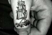 Boat&Anchor Tattoos.