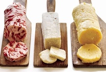 Flavored Butters / Add a little extra flavor to your steak, pasta, or vegetables with a flavored butter. Also take a look at our new book Flavored Butters by Lucy Vaserfirer!
