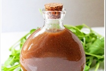 Vinaigrettes and Other Dressings / Liven up your lettuce and get daring with your dressing! For more recipes look at our book Vinaigrettes and Other Dressings by Michele Anna Jordan