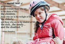 My special needs kiddo :) / by Jennifer Samuels
